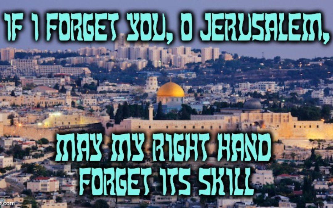Facts You Probably Don't Know About Jerusalem