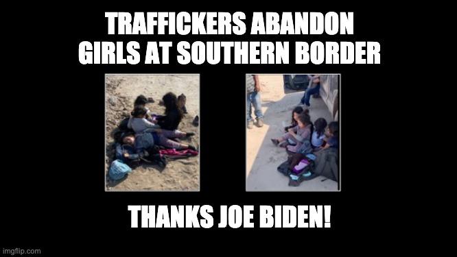 Traffickers Abandon 5 Girls