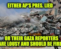 The Associated Press Should Fire All Their Gaza Reporters