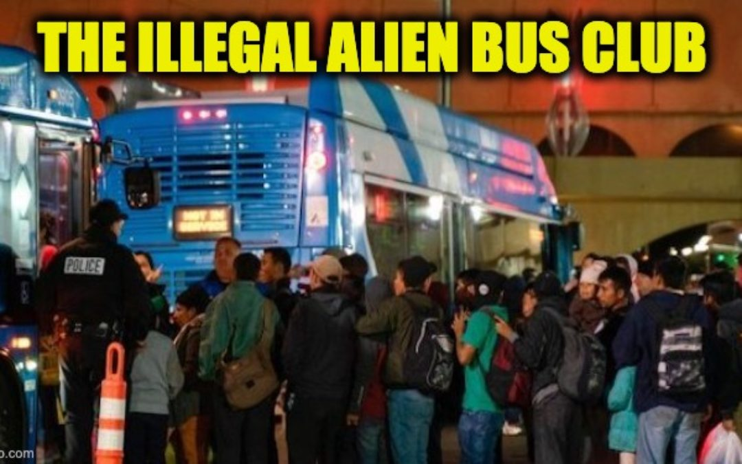 GOP Lawmakers Furious, Thousands Of Illegals Bussed Into Tennessee In Middle Of Night