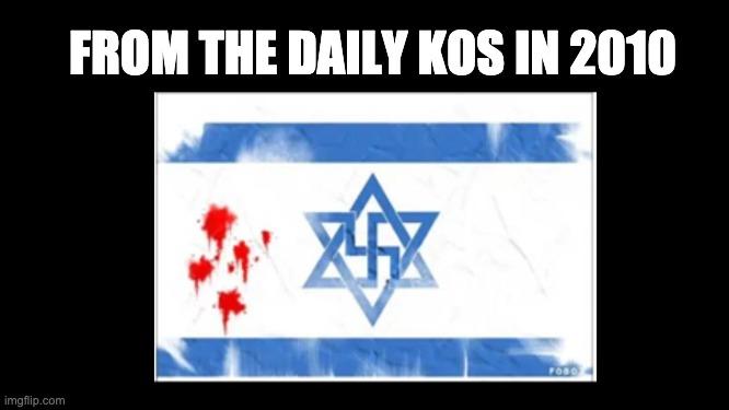 Democratic Party-Leftist Antisemitism