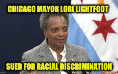 Chicago Mayor Lori Lightfoot Slapped With Racial Discrimination Lawsuit