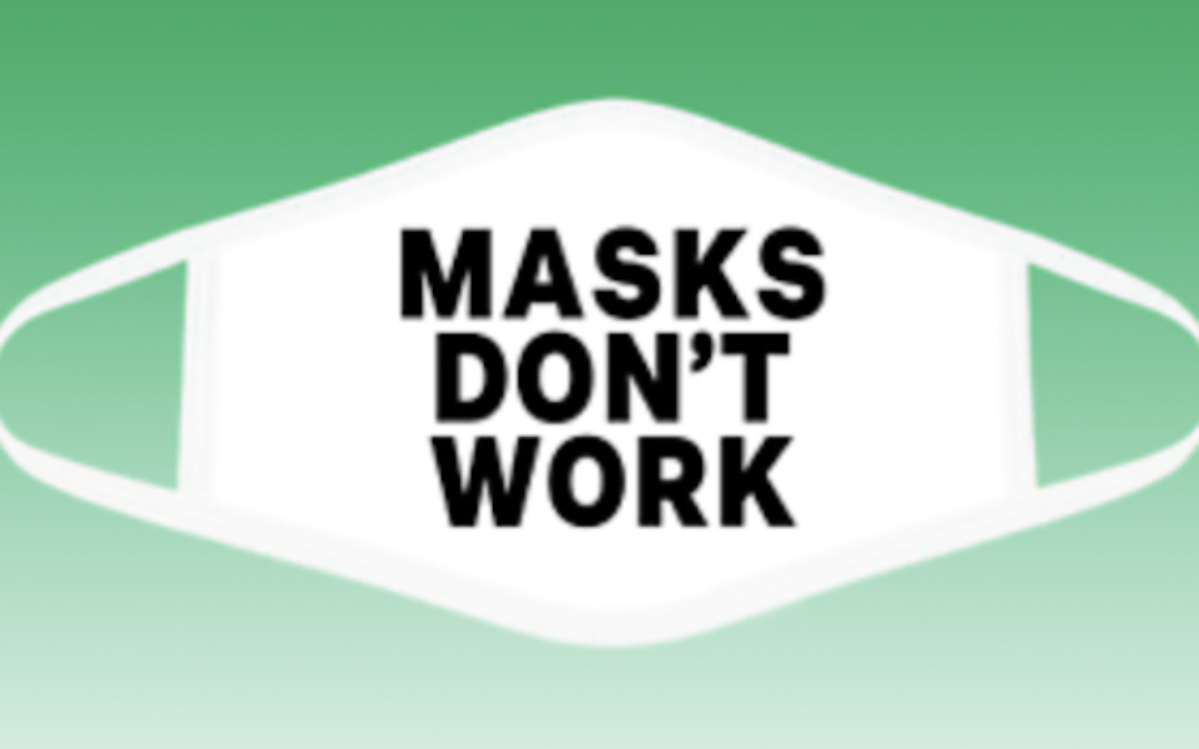 World-Wide Review Shows Masks Less Effective Than Thought