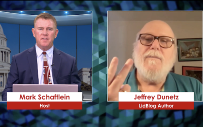 Lid On Schaftlein Report: Anti-Semitic Violence is Rising Significantly in the U.S.