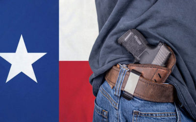 Texas Poised To Become The 21st Constitutional Carry State