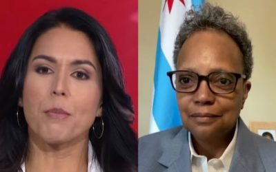 Tulsi Gabbard Slams Chicago Mayor For Blatant Racism — Will Other Dems Follow Suit?