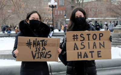 """Study Of Asian Hate Crimes Blows Gaping Hole In Dem's """"Racist Republicans"""" Narrative"""