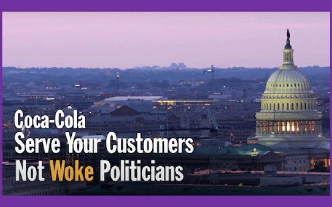 Woke Corporate CEOs Get Slammed In Million-Dollar Attack Ads (Videos)