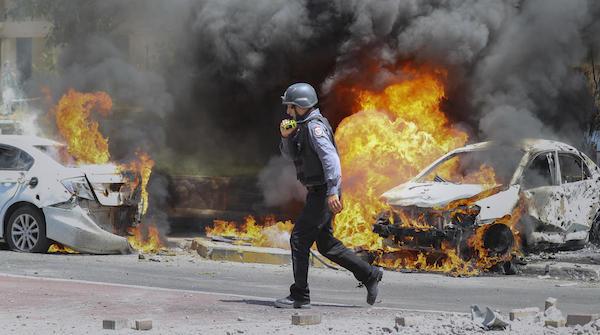 anti-Israel attacks