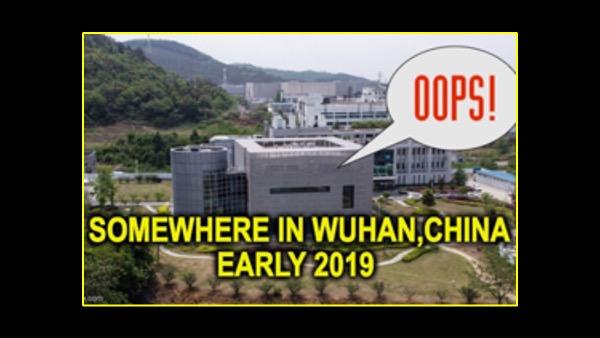 Wuhan lab leak story