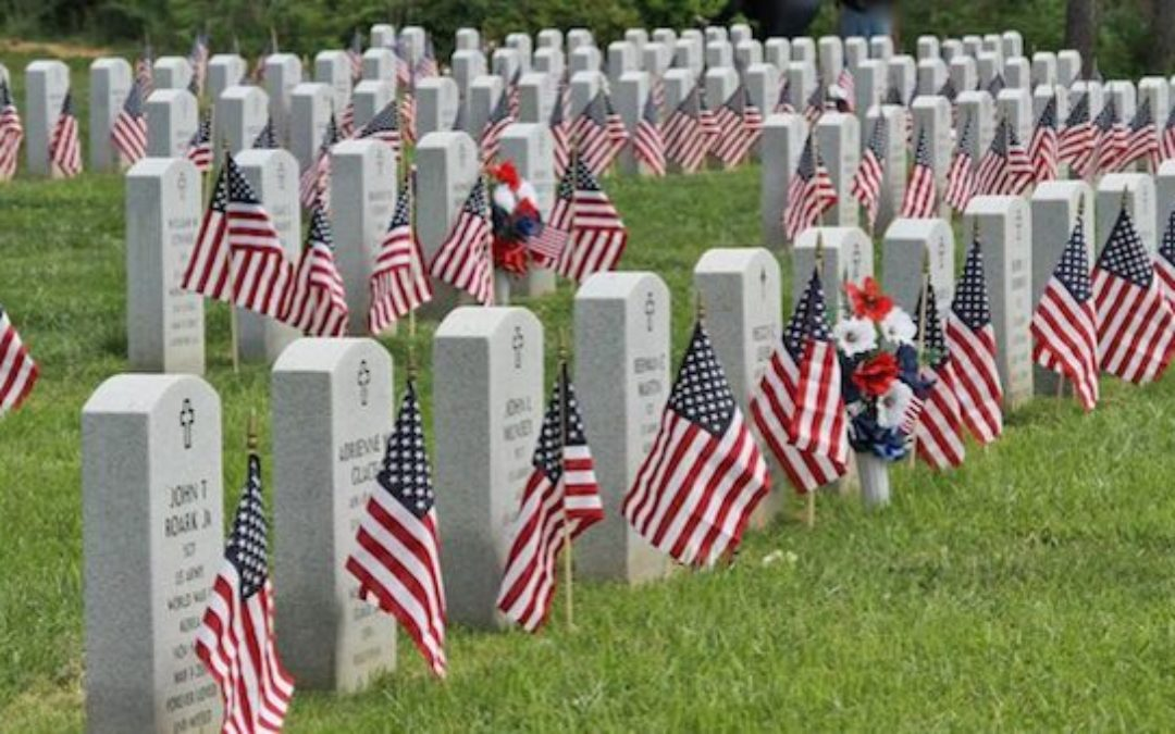 Memorial Day: Remember Those Who Paid The Ultimate Price For Our Freedom