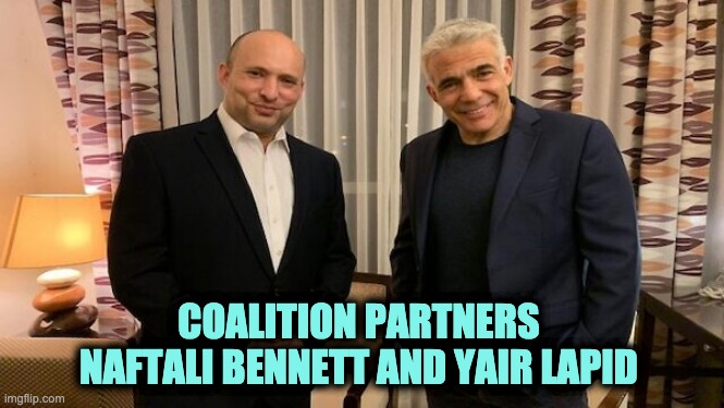 Israel new government coalition