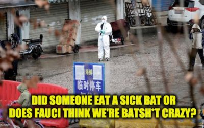 New Poll Reveals How Americans Feel About Wuhan Lab-Leak Theory