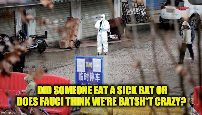 Wuhan lab-leak or wet-market
