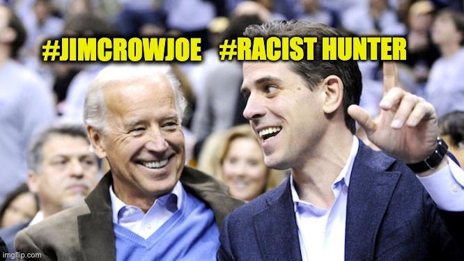 #RacistHunter