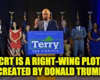 Crazy Terry McAuliffe: Critical Race Theory A 'Right-Wing Conspiracy' Created By Trump (Audio)