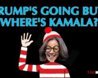 Trump To Join Abbott At Tx Border (Kamala Still Won't Go)