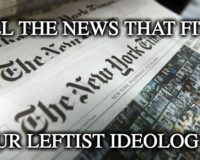 All The News That Fits The Leftist Ideology