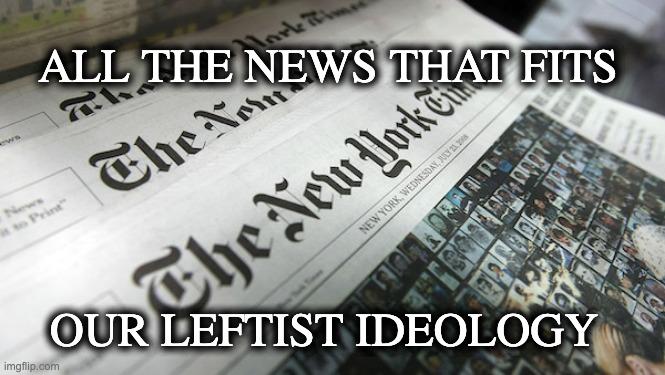 fits the leftist ideology