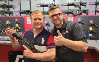 McCloskey Gets Last Laugh: Posts Pics Of New Gun After Being Forced To Surrender Old One