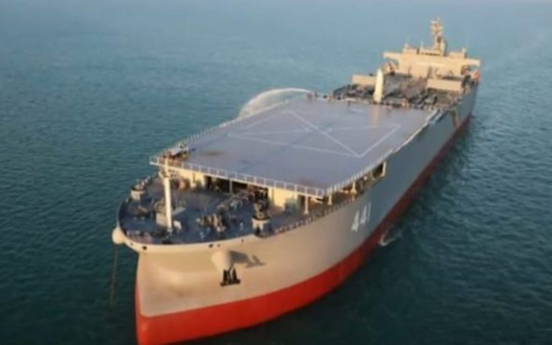 Is Iran Finally Going To Get A Pair Of Navy Ships To Venezuela?