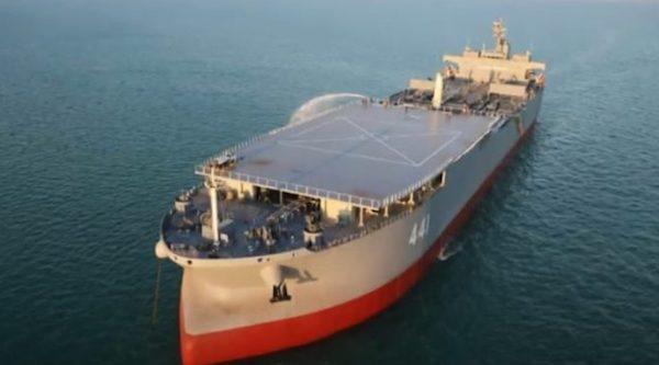 Iran navy ships Venezuela