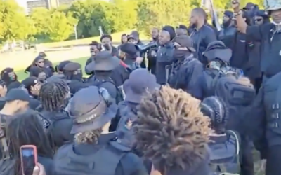 Speaker At National Black Power Rally Says 'Kill Everything White In Sight' (VIDEO)