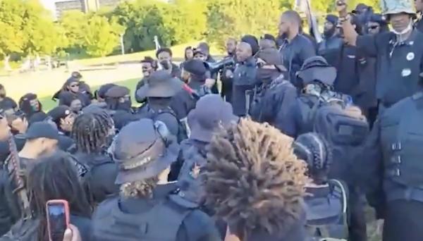National Black Power Rally