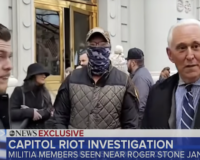 Roger Stone Under Investigation In Connection With Capitol Riot