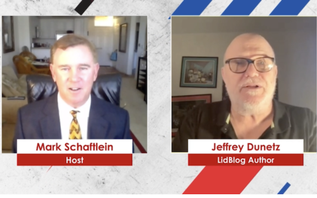 The Lid On Schaftlein Report: Infrastructure, Media Trust, Giuliani's Law License And MUCH More