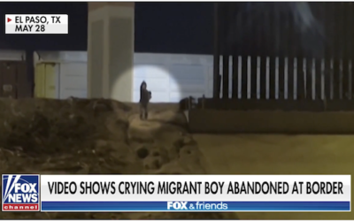 Heartbreaking Video Shows Migrant Child Shrieking For Help At Texas/Mexico Border