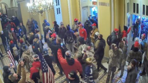 DOJ against capitol rioters