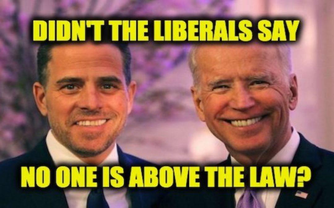 LAPTOP FROM HELL: Hunter Biden Memos Conflict With Democrat Lobbying Firm's Senate Testimony