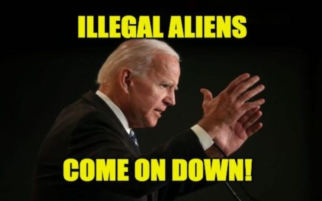 America Is Growing Impatient With Joe Biden On Crime And The Border