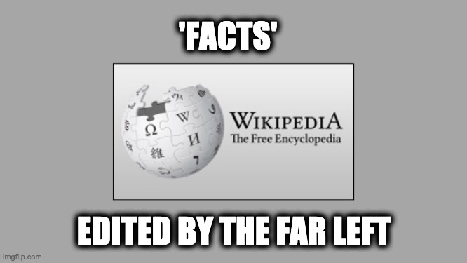 Wikipedia thought police