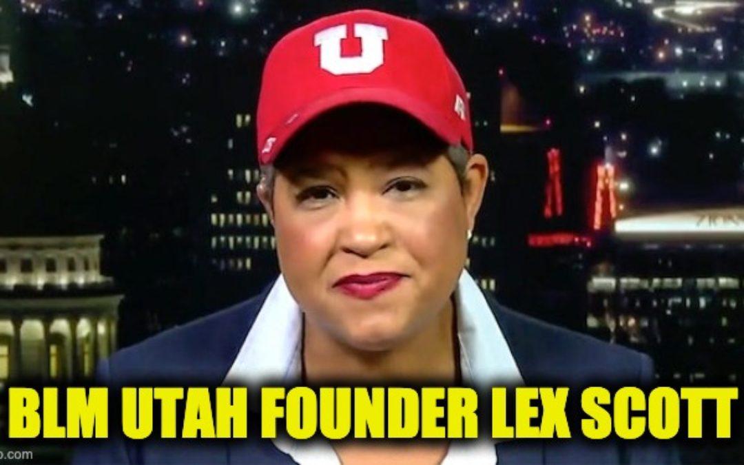BLM Utah: US Flag Is A 'Symbol Of Hatred,' Everyone Flying Flag Is Racist
