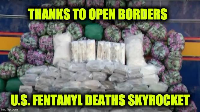 Fentanyl deaths skyrocket