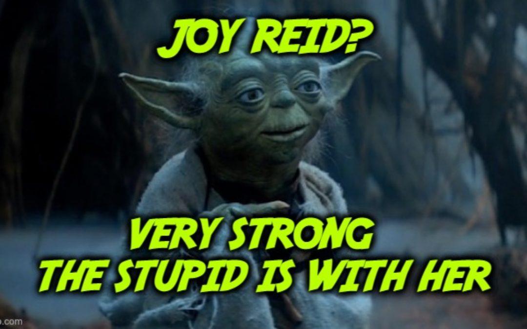 MSNBC's Joy Reid Claims Republicans Are Neo-Nazis