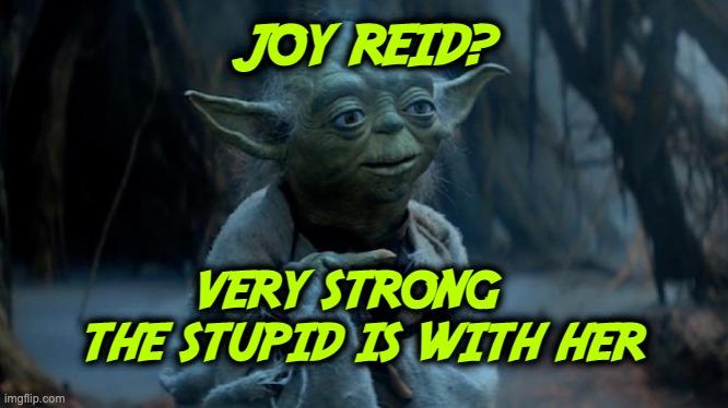 MSNBC's Joy Reid Claims Republicans Are Neo-Nazis - The Lid
