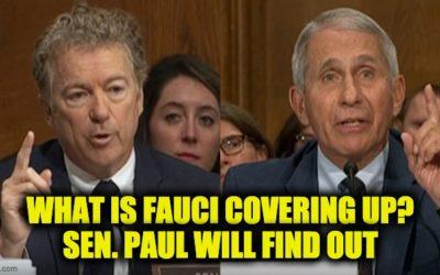 Sen. Rand Paul Destroys Dr. Fauci Again