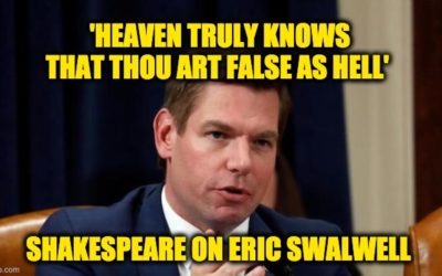 Eric Swalwell's Latest Embarrassment: Reckless Campaign Spending