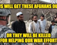 Operation Allies Refuge: Help For Our Brave Afghan Interpreters To Begin