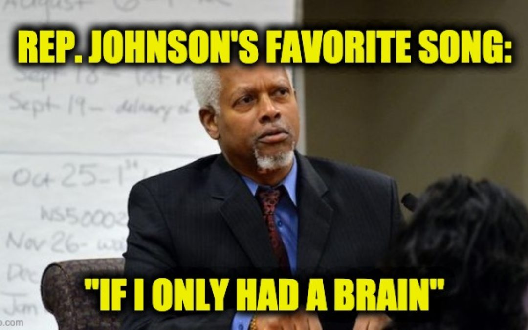 Brainless Hank Johnson Spews False Claim That GOP Is Trying To 'Kill Our Democracy'