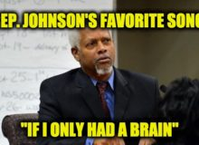 Brainless Hank Johnson Spews False Claim That GOP Is Trying To 'Kill' Our Democracy