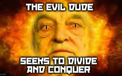 Evil Dude Soros Donates $1M To  Defund Police Activists But Polls Show The Majority Of Voters Want MORE Police