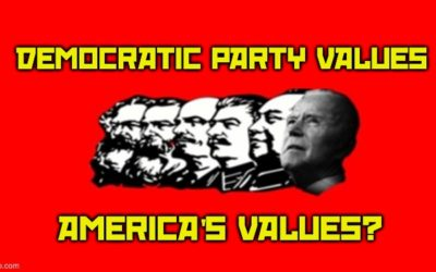 Biden And Democratic Party's Socialist Policies Conflict With Judeo-Christian Values