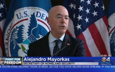 DHS Secretary Mayorkas: Mexican Drug Cartels Sí, Cubans And Haitians NO!