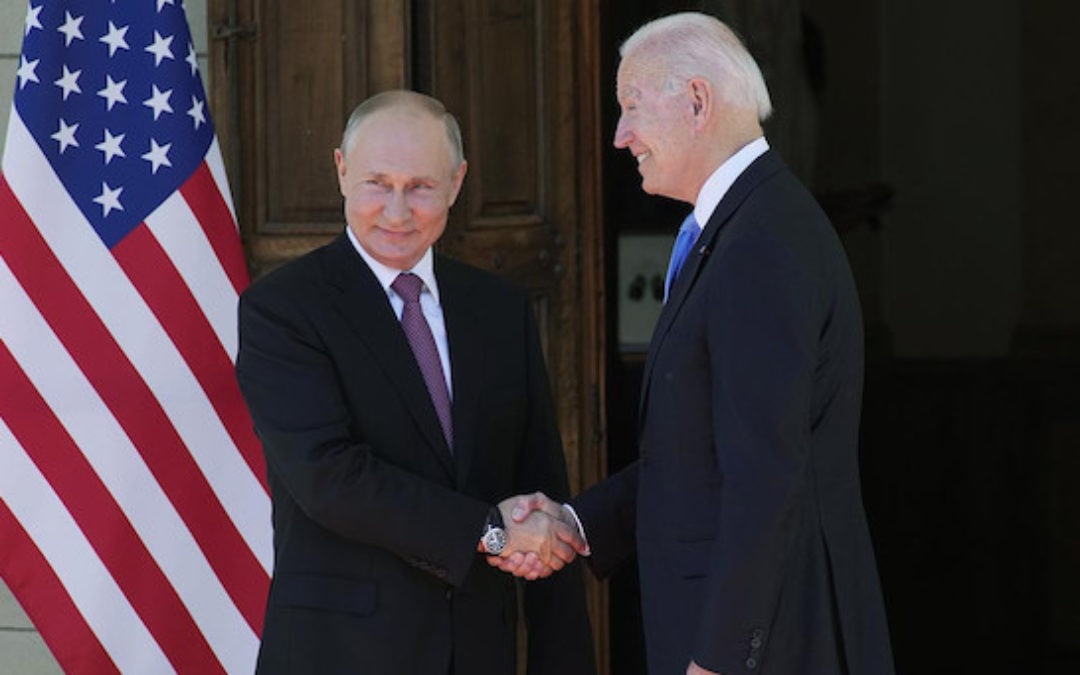Biden Chooses Putin Over Americans And Allies
