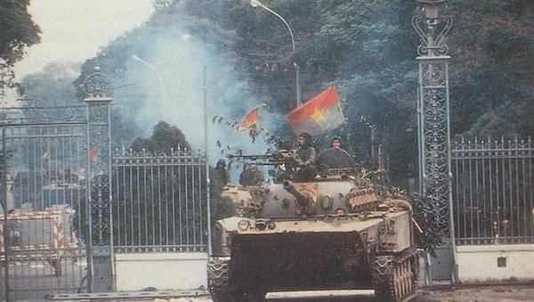 Afghanistan fall like Saigon