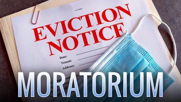 extend the eviction moratorium